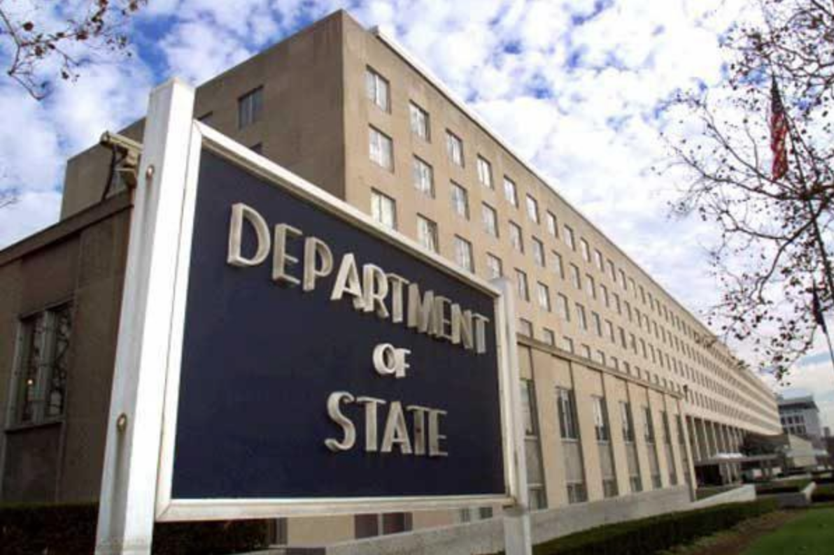 Departamento de Estado, EEUU