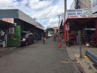 Sector ferretero Mercado Oriental
