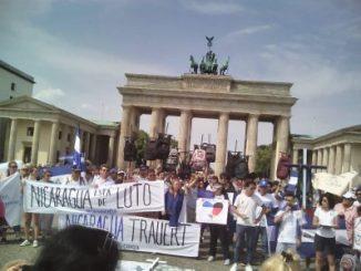 Nicaragüenses,Europa,