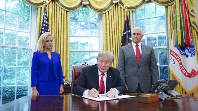 Familias,Trump,