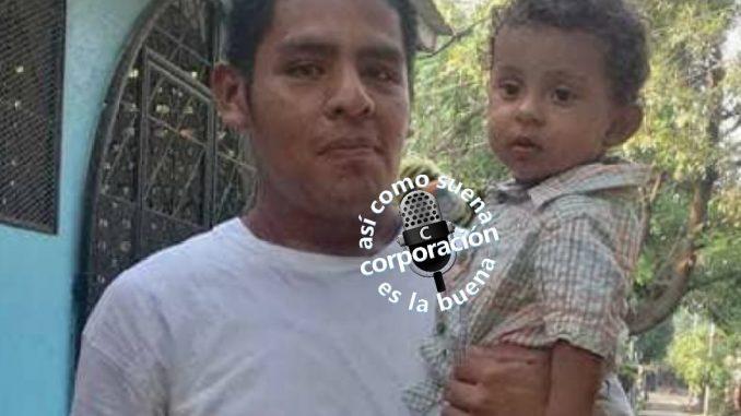 Niño,muerte,paramilitares,Managua,
