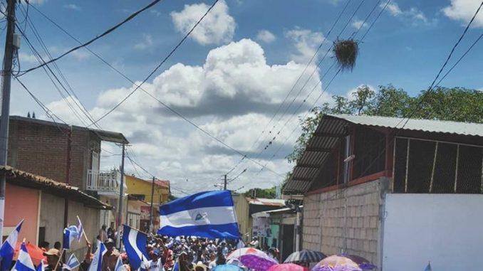 Protestas,municipios,