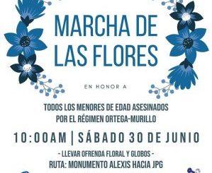 Marcha de Las Flores