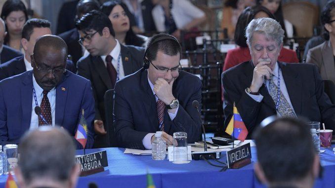 OEA,Venezuela,