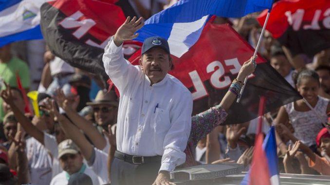 Daniel Ortega,
