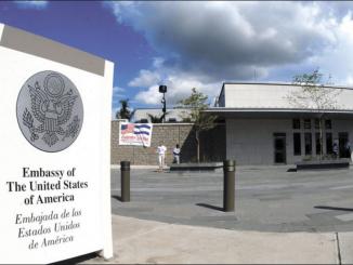 Embajada EEUU en Nicaragua