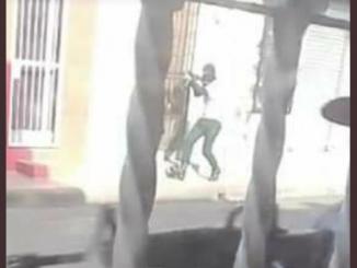 Paramilitares en Carazo