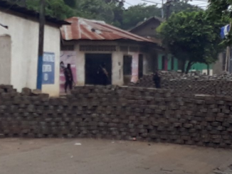 Ataque en Monimbó