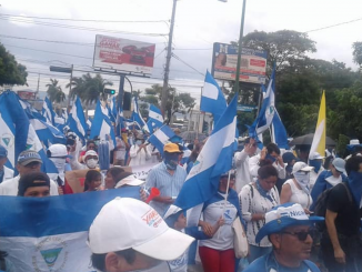 Protesta de Médicos