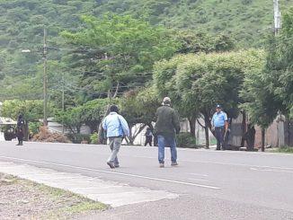 Paramilitares en La Trinidad