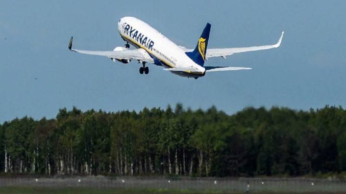 Ryanair,vuelo,