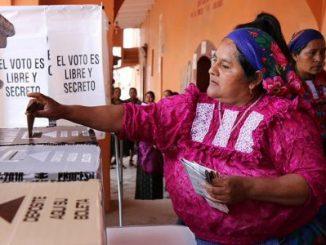Mexicanos,elecciones,