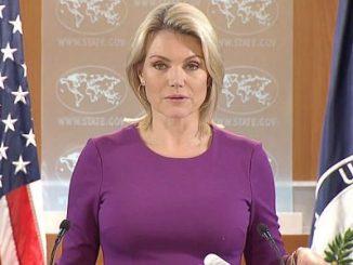 Heather Nauert,ataques,Nicaragua,