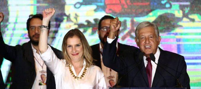 López Obrador,México,