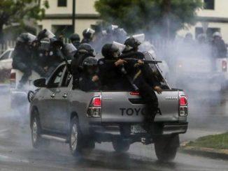 CIDH,informe,ONU,violencia,represión,Nicaragua,
