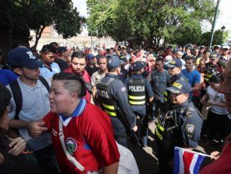 Xenofobia en Costa Rica