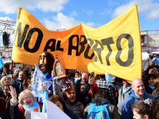 No al aborto Argentina