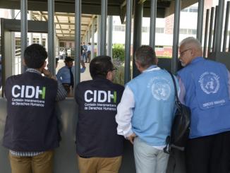 Las misiones de la Comisión Interamericana de los Derechos Humanos y la Organización de Naciones Unidas han sido bloqueadas para ejercer su trabajo en Nicaragua