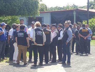 CIDH en NIcaragua