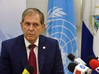 ONU en Nicaragua