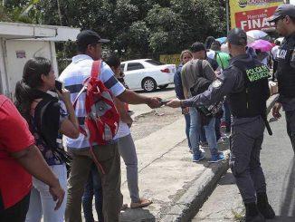 Migrantes nicas en Costa Rica