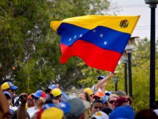 Oposición venezolana,paro nacional,