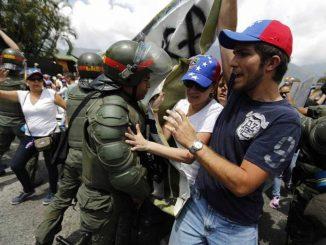Obispos en Venezuela