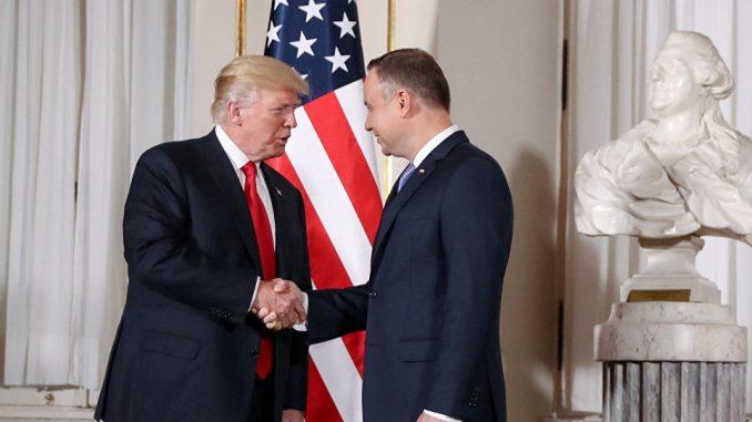 EE.UU. Y Polonia