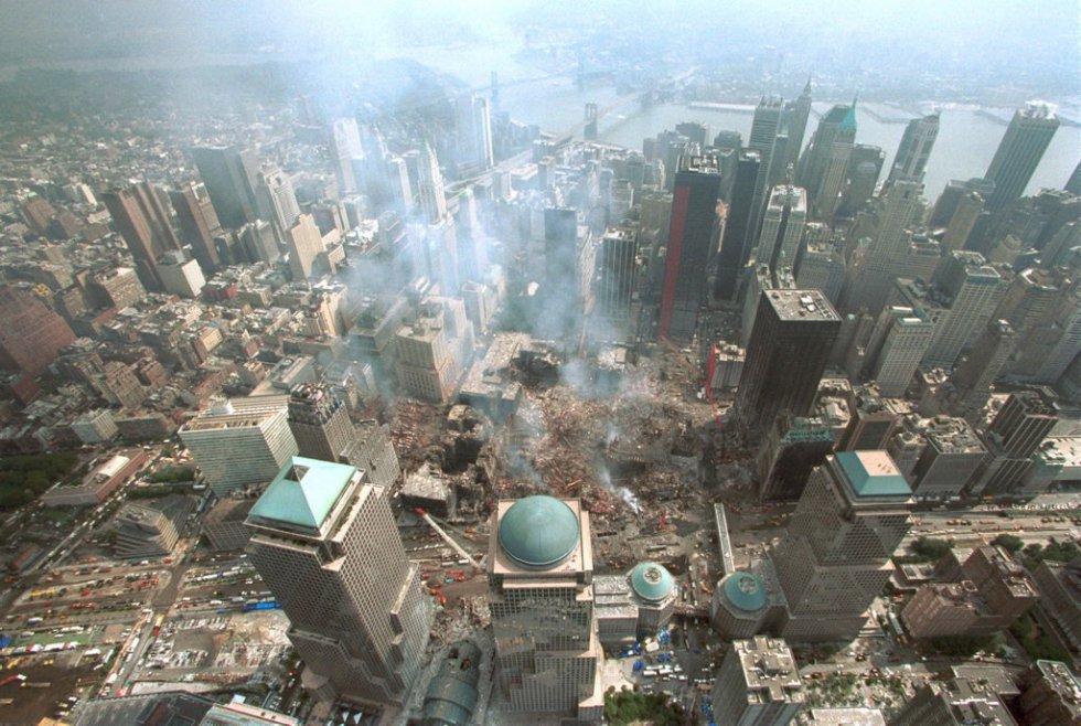 Torres gemelas 11 de septiembre
