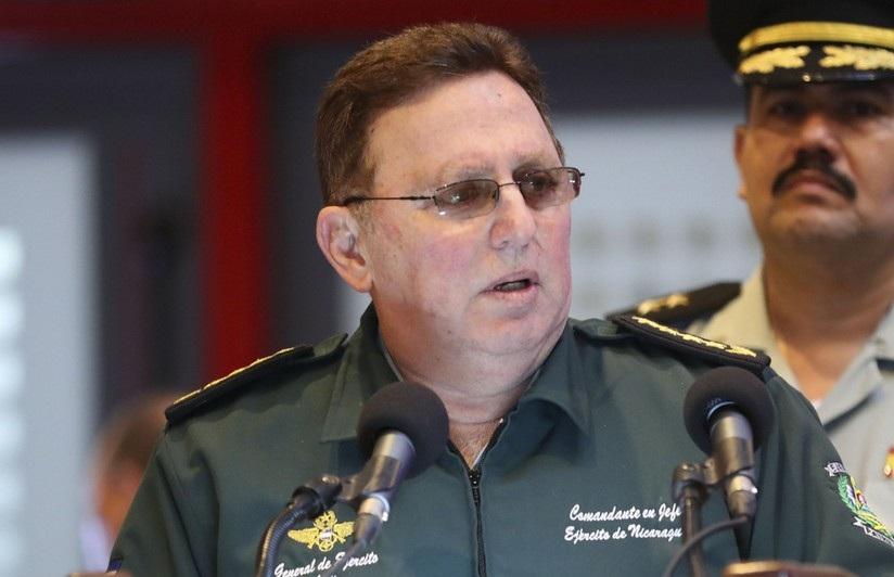 Jefe del Ejército de Nicaragua