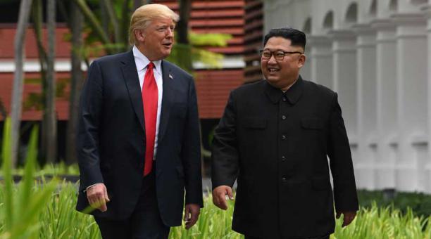 Estados Unidos y norcoreano