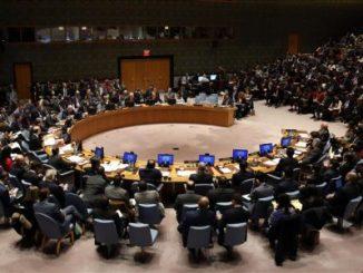 Consejo de Seguridad,ONU,