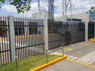 Instalaciones del diario La Prensa