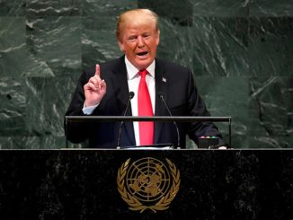 Presidente Donald Trump,Venezuela,ONU,