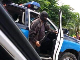 Paramilitares en Condega