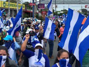 Marcha de las banderas