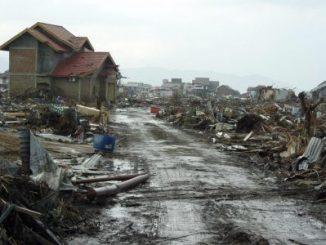 Terremoto,tsunami,Indonesia,
