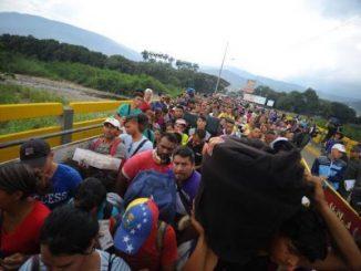 Crisis migratoria,Venezuela,OEA,