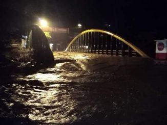Desborde ríos en Matagalpa