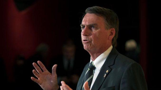 Bolsonaro,sondeos,segunda vuelta,Brasil,