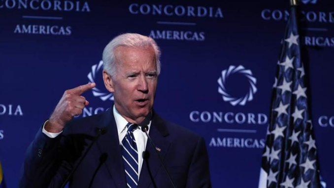 exvicepresidente Joe Biden