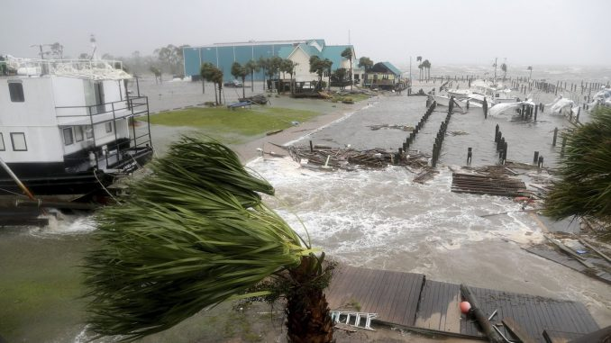 Huracán Michael,Florida,