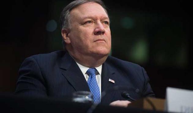 secretario de Estado de Estados Unidos