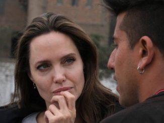 Angelina Jolie,Acnur,