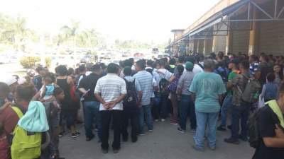 Nueva caravana,migrantes hondureños,