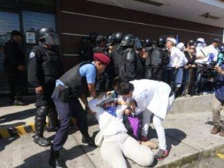 CIDH,agresión policial,