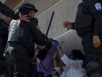 Represión,policía,