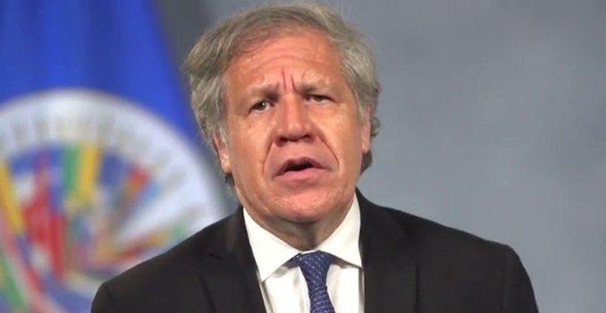 Luis Almagro,OEA,