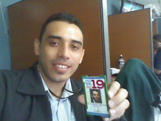 El periodista Carlos Mikel, extrabajador del medio oficial de propaganda del régimen orteguista