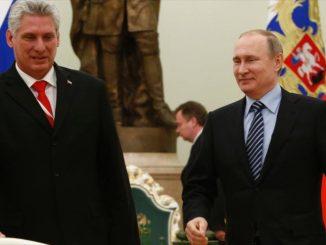 Rusia y Cuba